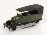 Modelauto 87438 Tatra T15a drezína 1930-33 H0e zavřená