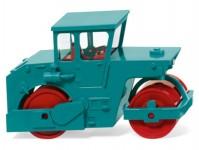 Wiking 65005 silniční válec AGB modrý