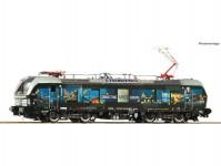 elektrická lokomotiva 193 875-2 MRCE VI.epocha DCC se zvukem