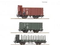 Roco 76094 set nákladních vozů K.Bay.Sts.B. I.epocha