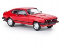 Ford Capri III červený TD