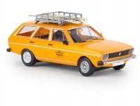 Brekina 25611 VW Passat Variant lyžařský tým Völkl