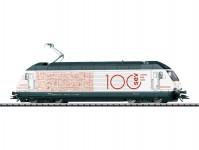 Trix 22412 elektrická lokomotiva řady 460 SBB 100 Jahre SEV VI.epocha