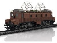 Trix 22968 elektrická lokomotiva Fc 2x3/4 Köfferli SBB II.epocha