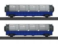 Märklin 44117 set kontejnerových vozů Jettainer Märklin my World