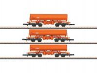 Märklin 82435 set otevřených vozů RTS VI.epocha