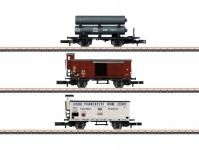Märklin 86604 set nákladních vozů K.P.E.V. I.epocha