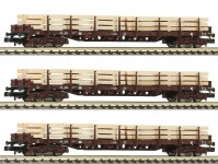 Fleischmann 826810 set klanicových vozů Rs ÖBB IV.epocha