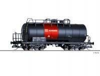 Tillig 17433 kotlový vůz Zaes DB Schenker Rail Spedkol (PL) VI.epocha