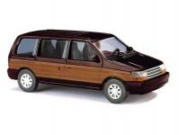 Busch 44624 Plymouth Voyager hnědá metalíza