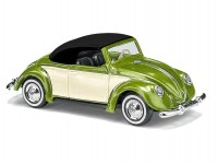 Busch 46735 Volkswagen Brouk kabriolet zelená metalíza