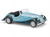 Morgan Plus 8 modrý