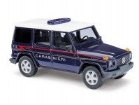 Busch 51427 Mercedes G 90 Carabinieri