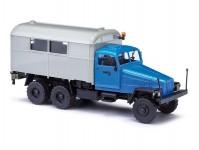 Busch 51571 IFA G5 60 modrá, šedá skříň