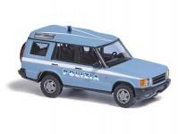 Busch 51914 Land Rover Discovery Polizia