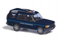 Busch 51916 Land Rover Discovery Polizia