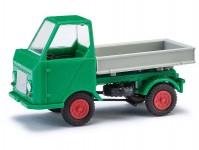 Busch 210003600 Multicar M22 sklápěcí zelený