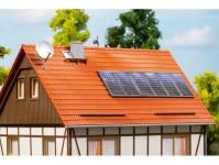 Auhagen 41651 sada satelity a solární panely