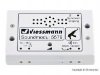 Viessmann 5579 zvukový modul - výstřely