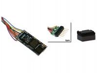 ESU 58816 zvukový dekodér LokSound 5 micro DCC/MM/SX/M4 prázdný 6-pin NEM651