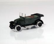 Modelauto 87442 Tatra 15 kolejová drezína H0 otevřená