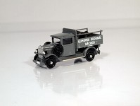 Modelauto 87446 Walter 4B valník Gumovka Kudrnáč Náchod