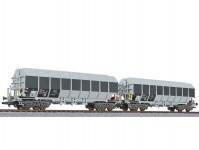 Liliput L230152 set speciálních výsypných vozů Uacos ERMEWA VI.epocha