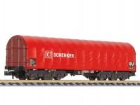 Liliput L265778 vůz krytý plachtou Sahimms-u 901 DB Schenker VI.epocha