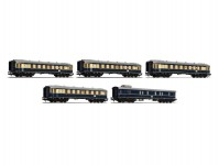 Liliput L330500 set osobního vlaku Karwendelexpress DRG II.epocha
