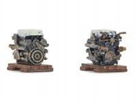 Liliput L937400 náklad tankových motorů Maybach (obsah 6 kusů)
