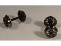 Liliput L939304 dvojkolí loukoťové izolované 10,5/24,7 mm 2 ks