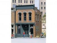 Woodland Scenics DPM10100 městský dům s Kellys Saloon