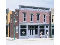 Woodland Scenics DPM10200 městský dům s prodejnou