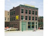 Woodland Scenics DPM10400 městský dům s výstavním prostorem