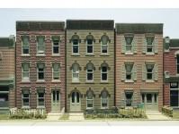 Woodland Scenics DPM11400 reliéf městských domů
