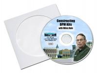 Woodland Scenics DPM40000 DVD manuál pro stavebnice DPM