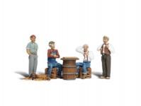 Woodland Scenics A1848 šachový hráči