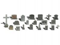 Woodland Scenics A1856 náhrobní kameny