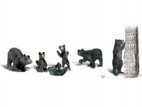Woodland Scenics A1885 medvědi