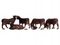Woodland Scenics A1955 krávy