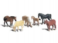 Woodland Scenics A2141 koně