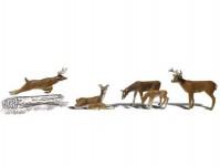 Woodland Scenics A2185 jeleni