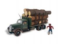 odvoz dřeva