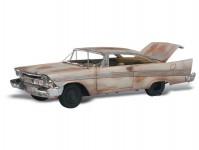 Woodland Scenics AS5531 starý zrezivělý Cadillac