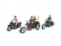 Woodland Scenics AS5549 motorkáři