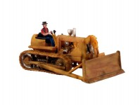 Woodland Scenics AS5562 pásový buldozer