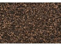 Woodland Scenics B71 štěrk tmavě hnědý jemný