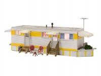 Woodland Scenics BR4952 mobilheim žlutý