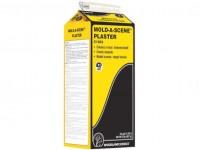 Woodland Scenics C1202 sádra Mold-A-Scene Plaster