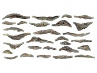 Woodland Scenics C1245 forma na skalní stěny